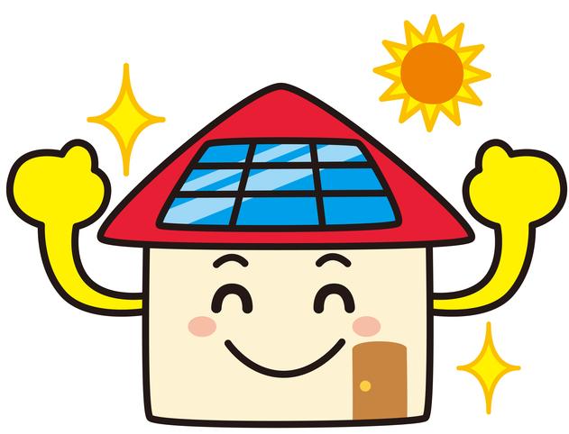新エネルギー計画での太陽光発電の施工